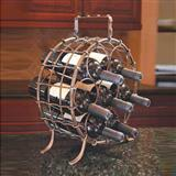 Circle Wine Display Rack