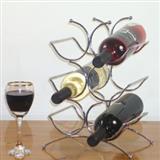 Countertop Wine Display Rack Stand