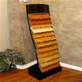Steel Flooring Tile Display Stand