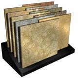 Metal Showroom Tile Display Stand