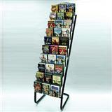 30-Pocket DVD Floor Display