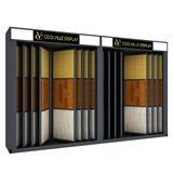 Flooring Display Wing Hardwood Display