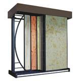 Marble Showroom Tile Display Shelves