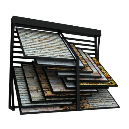 Ceramic Tile Display Rack StandTile RackTile