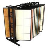 Ceramic Wall Tile Display Rack