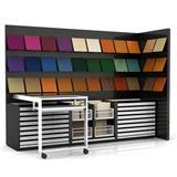 Flooring Showroom Ceramic Display Rack