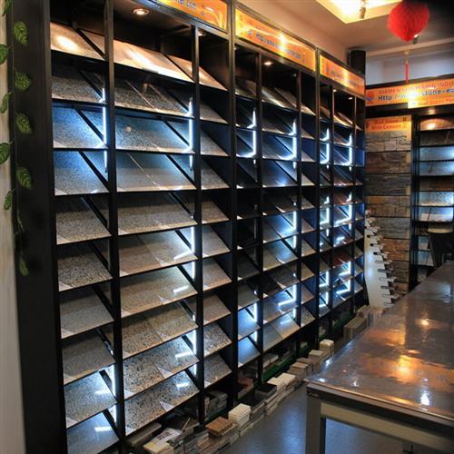 Granite Marble Tile Display System Tile Display System