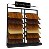 Hardwood Floor Tile Display Rack