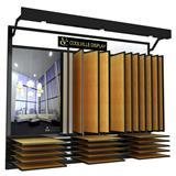Hardwood Flooring Combination Display Rack