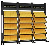 Exhibition Wood Tile Display Stand