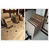 Flooring Spinning Metal Racks