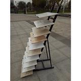 Ceramic Tile Metal Stands