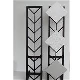 Porcelain Tile Metal Stand