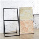 Steel Marble Display Rack