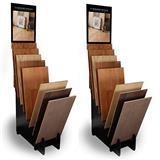 Flooring Display Stands Hardwood Tile Display Racks