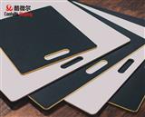 Customized Floor Hardwood Tile Sample Board For Mosaic Tile Display
