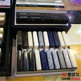 Marble Sample Box Quartz Artificial Stone Sample Suitcase