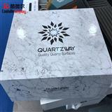 Marble Sample Box Quartz Display Rack To Accept Customization